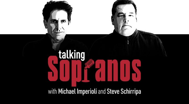 'Sopranos' stars to host podcast