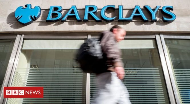 Barclays warns pandemic could cost it £2.1bn
