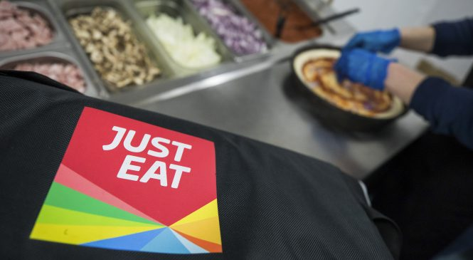 Takeaway.com's $7.6 billion takeover of food delivery rival Just Eat approved by UK regulator