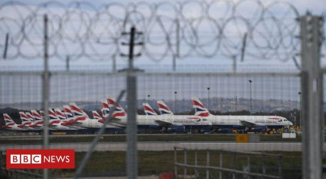 BA cabin crew virus fears after long-haul flights