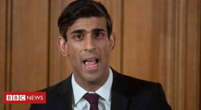Coronavirus: Emergency business loan scheme revamped after criticism