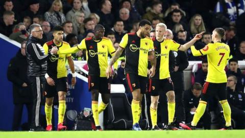 Coronavirus and sport: Watford set to agree wage deferrals with players