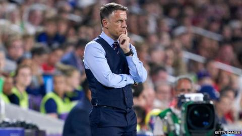 Phil Neville: England Women need 'experienced manager' to replace departing boss, says Rachel Brown-Finnis