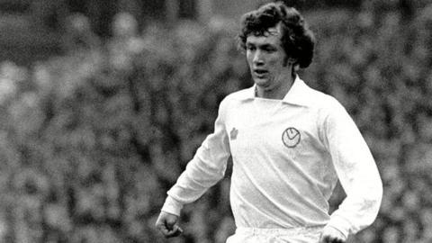 Trevor Cherry: England & Leeds defender dies, aged 72
