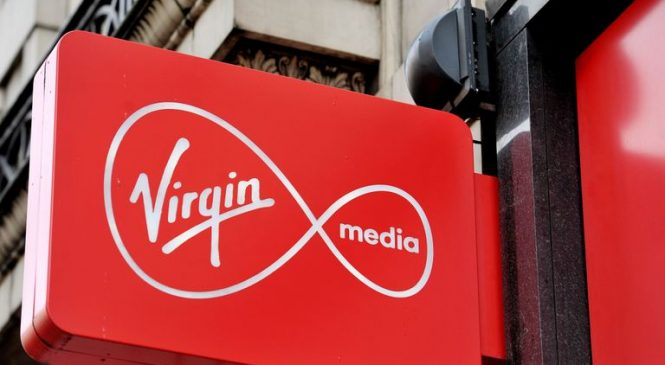 Virgin Media broadband goes offline for tens of thousands of users