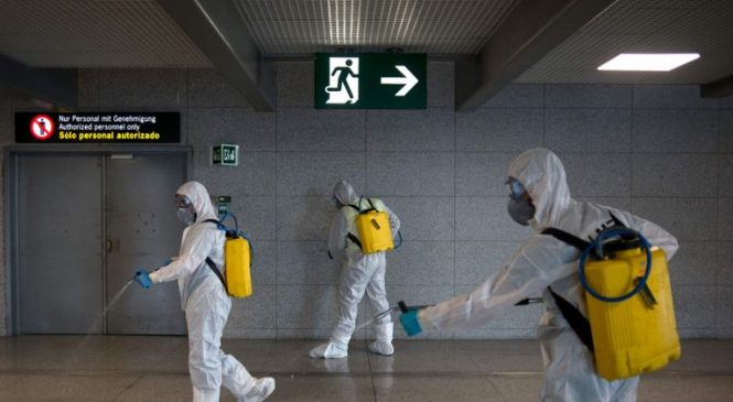 More than 20,000 people with COVID-19 in Spain have now died