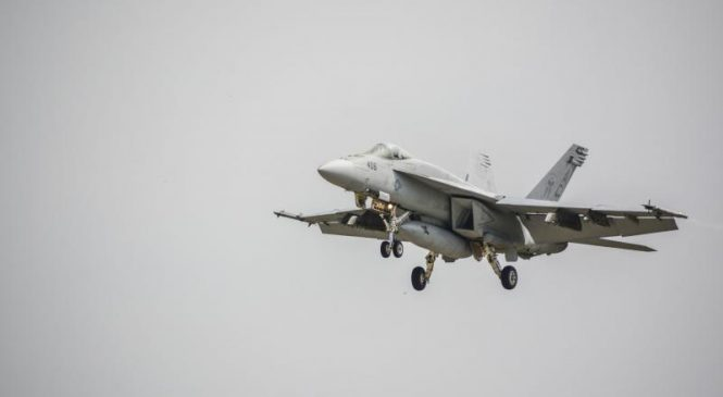 Boeing nabs $75.1M for Super Hornet service life modification
