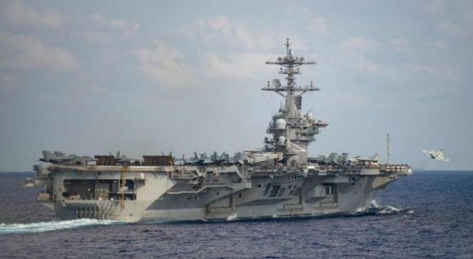 Spread of COVID-19 on USS Roosevelt is 'ongoing and accelerating,' captain says