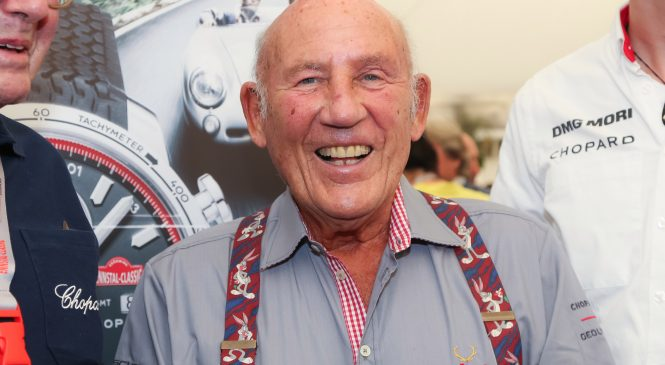 Sir Stirling Moss dies aged 90 after long illness as wife pays tribute to Formula One legend
