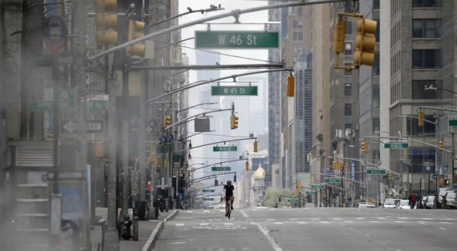 Pollution drops 30 percent in cities across the northeastern United States