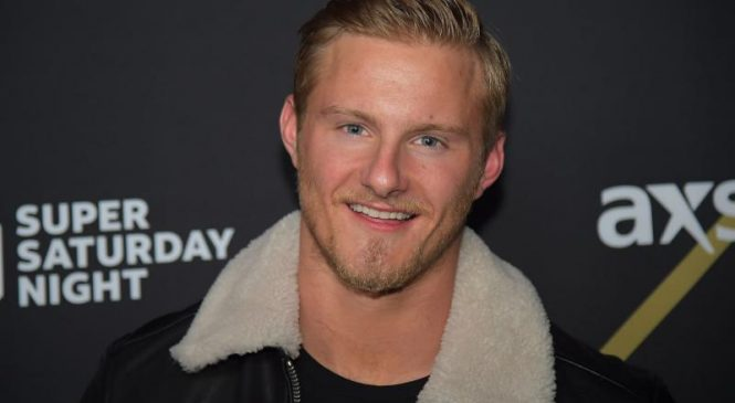 'Vikings' star Alexander Ludwig relishes unconventional techie role in 'Bad Boys'