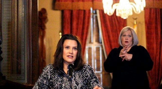 Republicans decry Michigan governor's latest stay-home order
