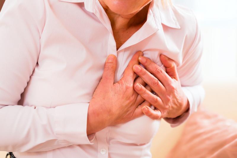 Women receive fewer medications than men after heart attack