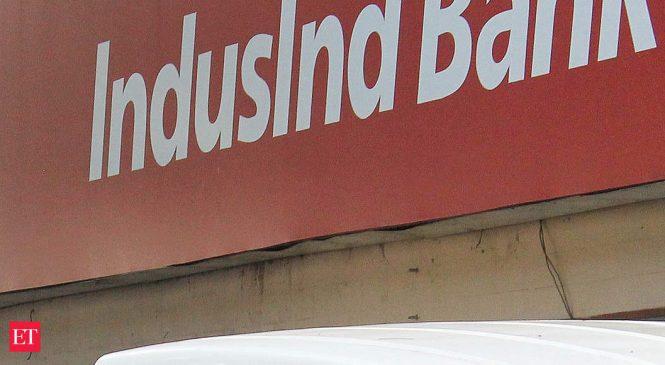 IndusInd Bank records meagre 4% deposit growth