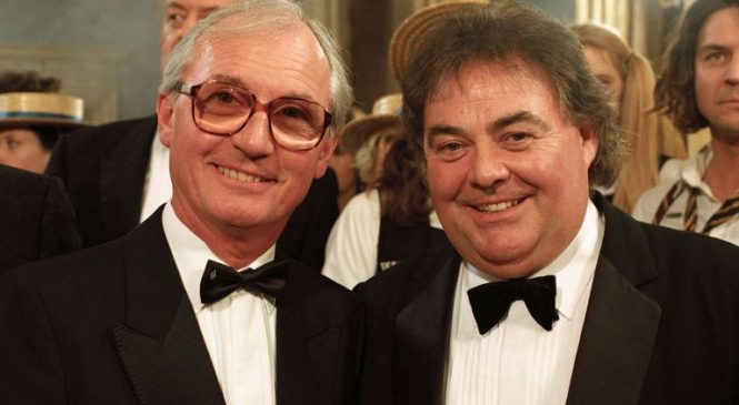 Little and Large star Eddie Large dies 'after contracting coronavirus in hospital'