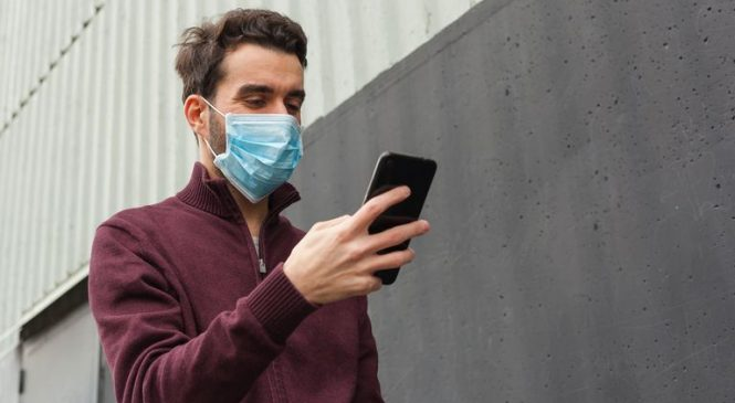 People with COVID-19 symptoms more than double number who tested postive, app shows