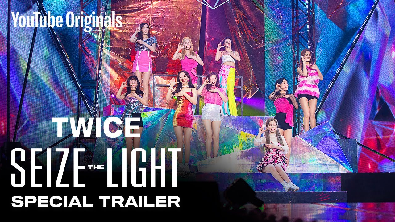 Watch: Twice shows highs, lows in 'Seize the Light' special trailer