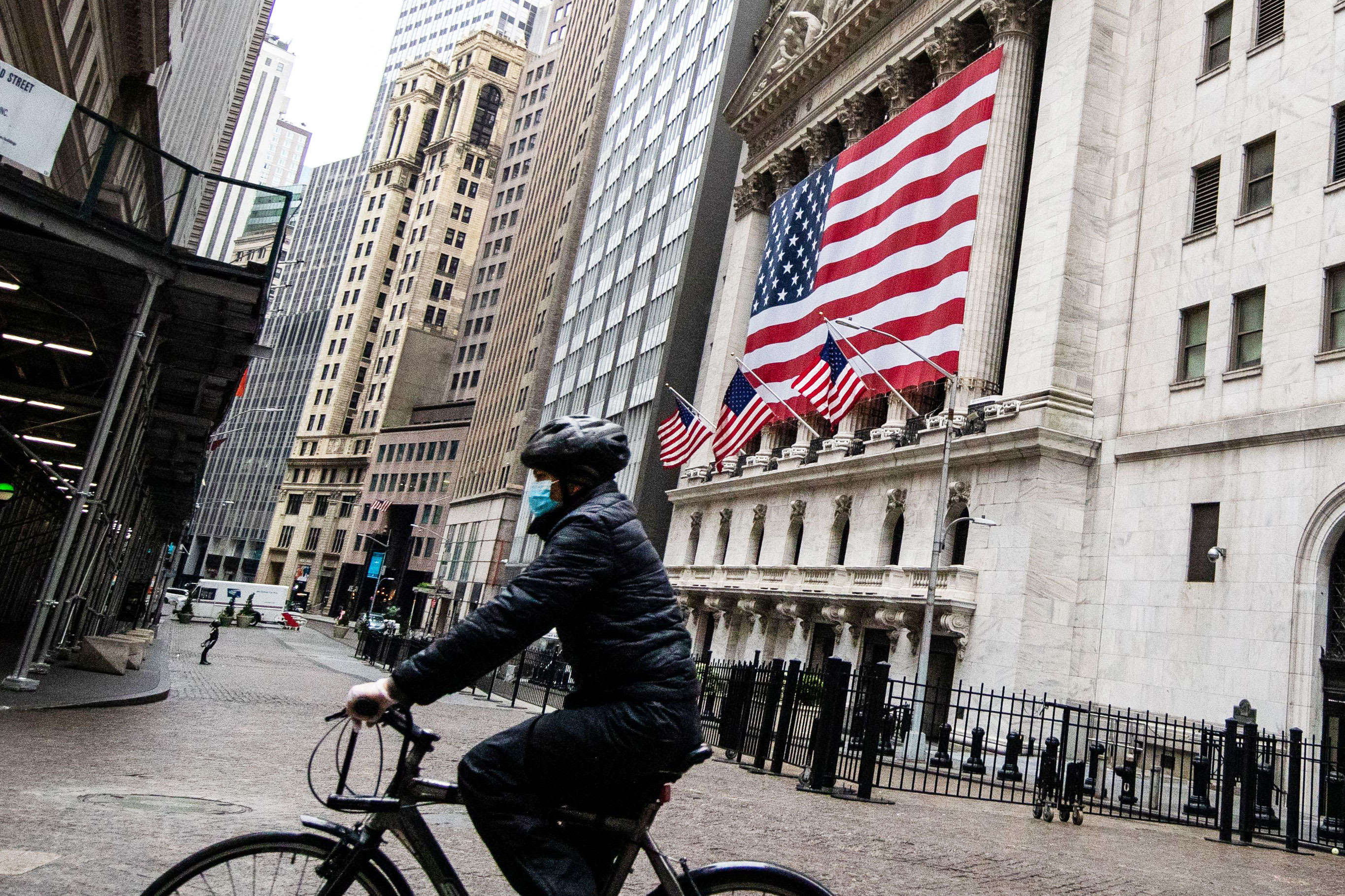 US stock futures are flat following back-to-back rallies on Wall Street