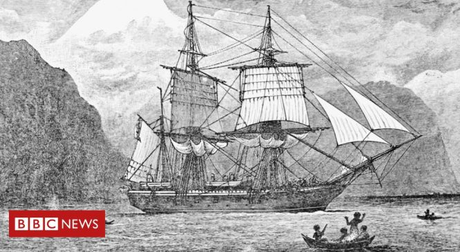 HMS Beagle: Dock for Darwin's ship gets protected status