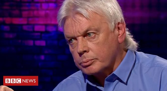 Coronavirus: David Icke kicked off Facebook