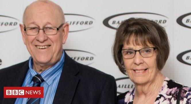 Gogglebox star June Bernicoff dies aged 82