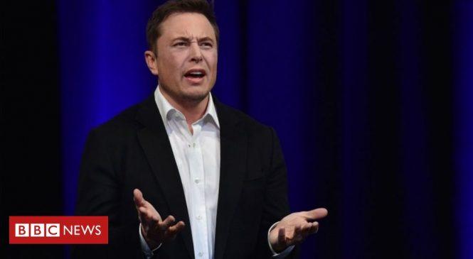 Coronavirus: Elon Musk vows to move Tesla factory in lockdown row