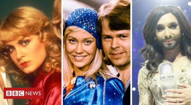 Eurovision: Abba, Bucks Fizz and Conchita Wurst make BBC's best-ever vote list