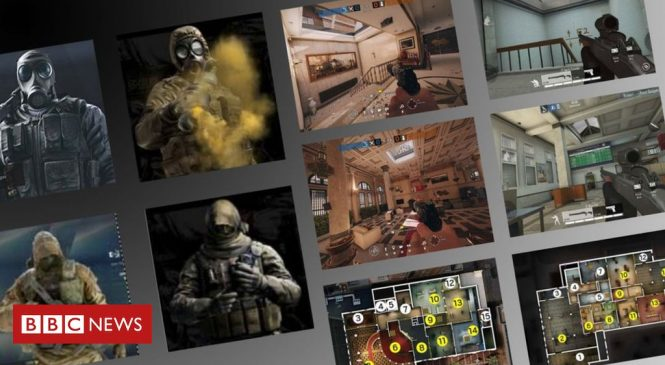 Rainbow Six 'copy' lands Apple and Google in copyright court