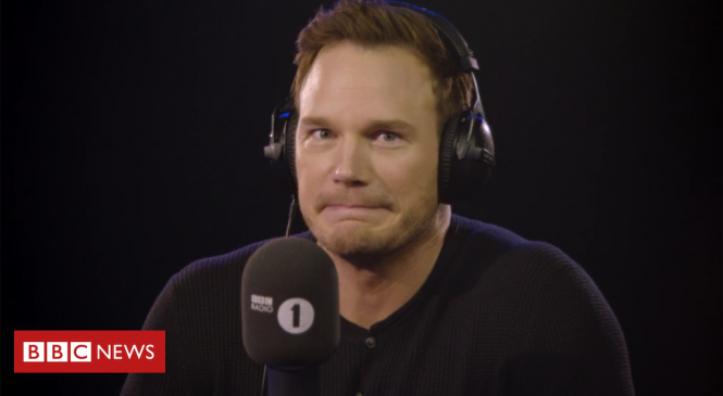 Chris Pratt accidentally deleted 51,000 emails