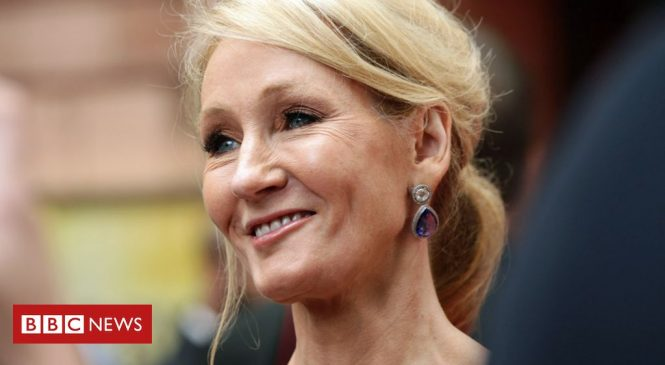 JK Rowling surprises fans with 'political fairytale'
