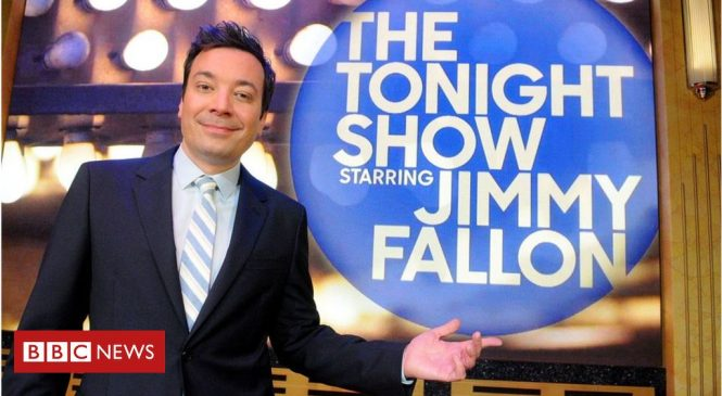 TV host Jimmy Fallon 'very sorry' for 2000 blackface skit