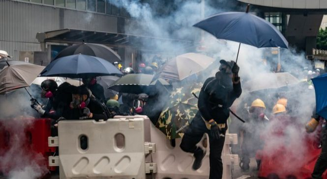 Hong Kong's freedoms threatened by China's new security law