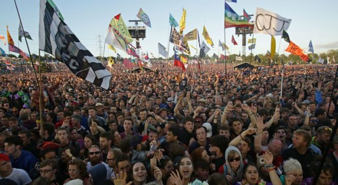 Glastonbury fans urged to 'stay away' from Worthy Farm