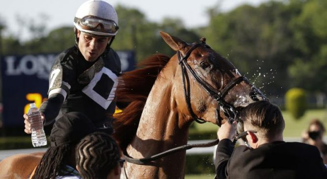 Belmont Stakes rescheduled, will kick off Triple Crown series