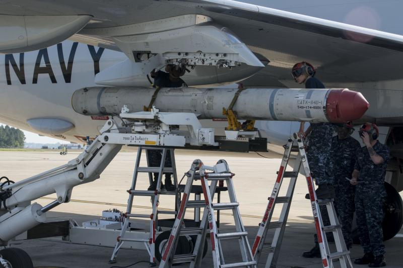 Boeing nabs $3.1B in cruise missile deals for Saudi Arabia, other partners