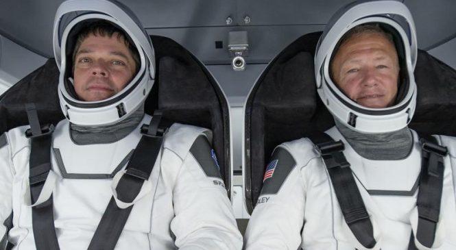NASA astronauts will test new SpaceX capsule, execute spacewalks
