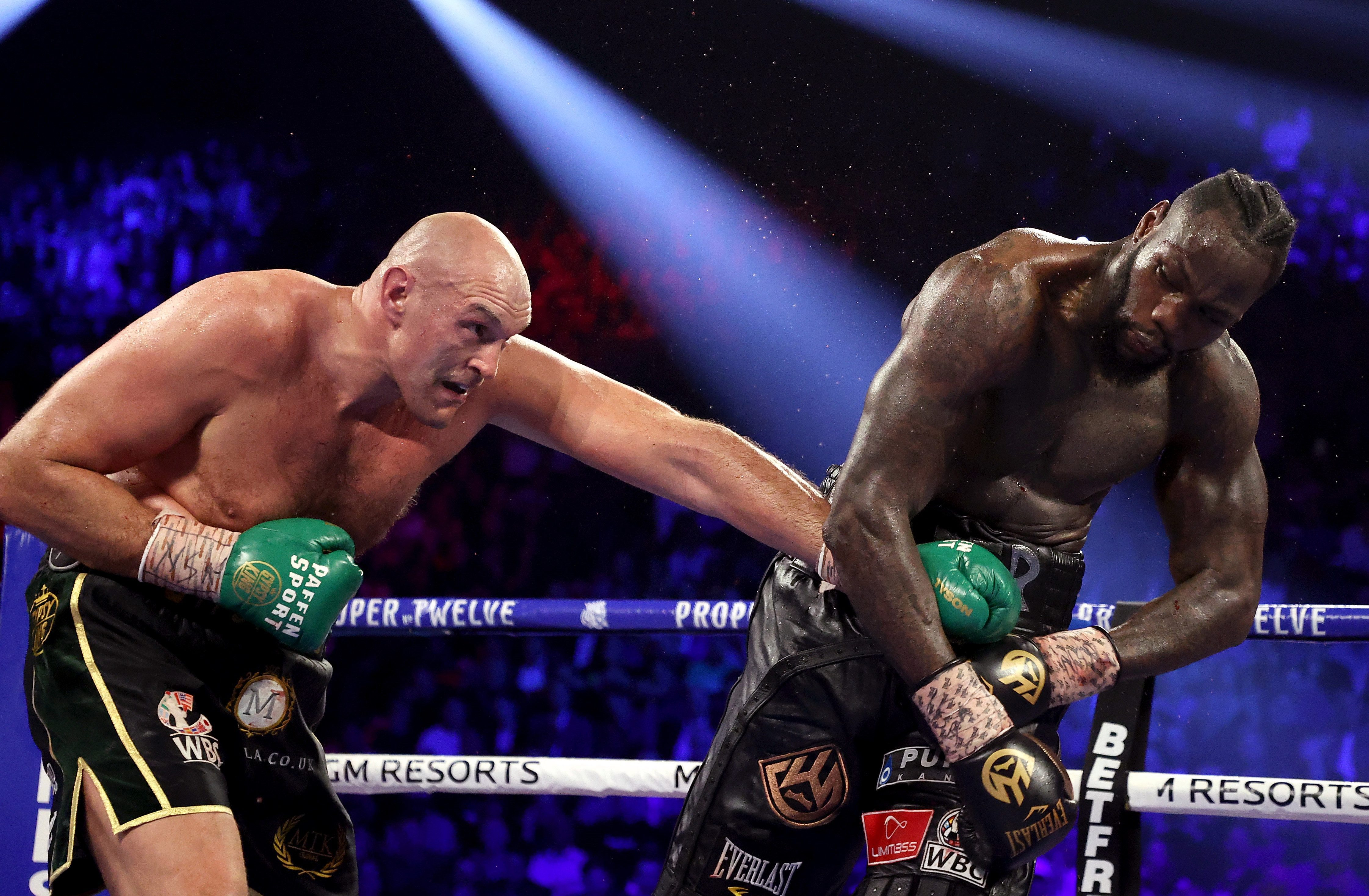 Tyson Fury vs Deontay Wilder 3 could happen in China or Australia but will take place this year