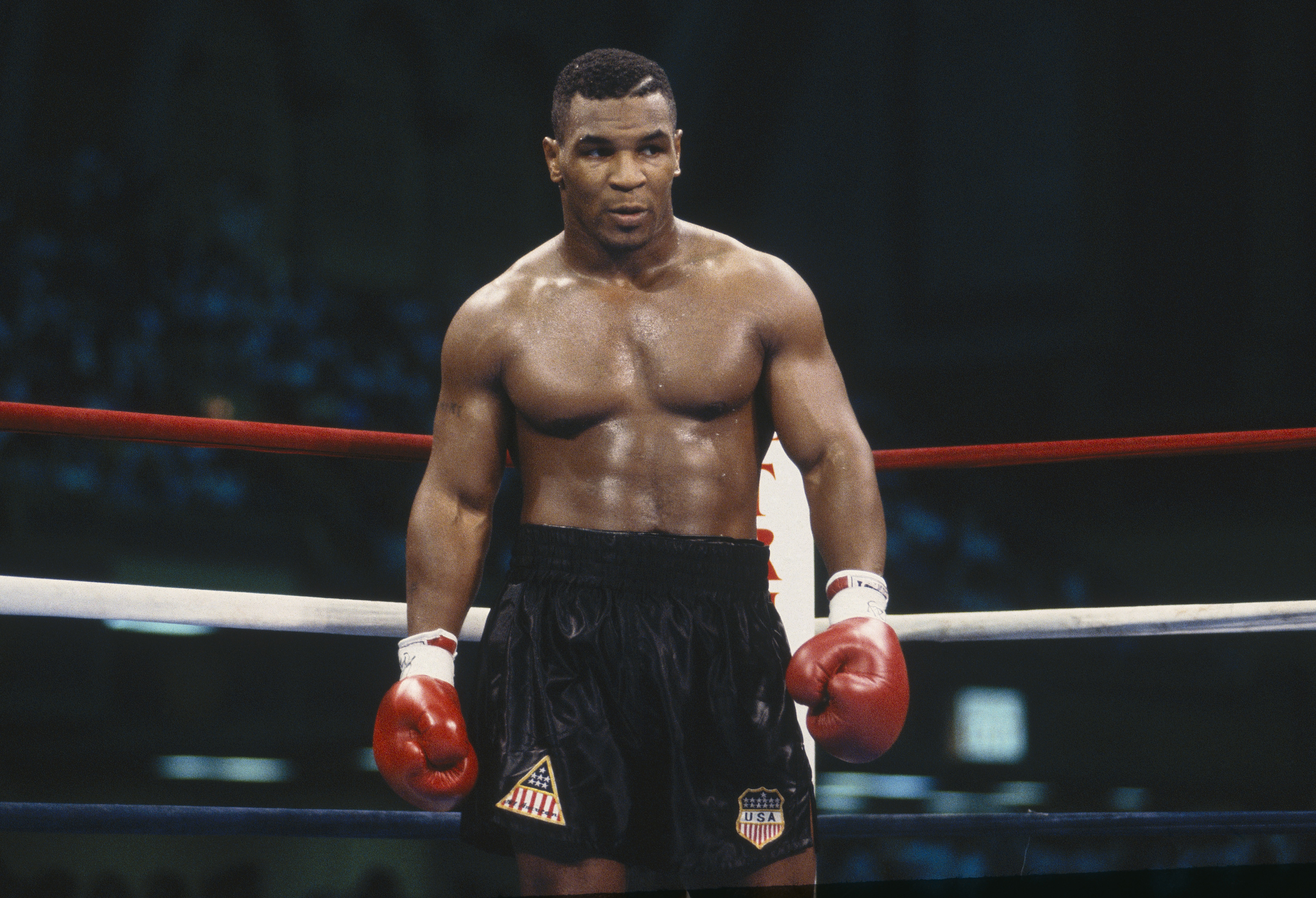 Mike Tyson was known as the 'Baddest Man on the Planet'