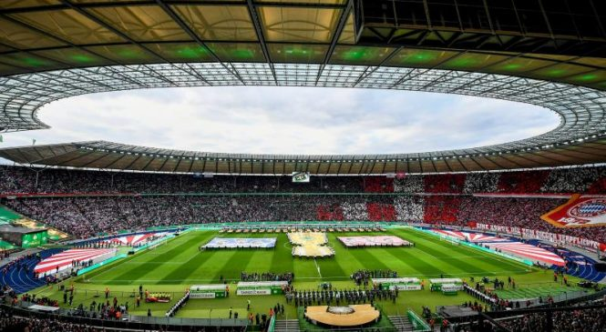 Soccer: Bundesliga return includes Dortmund on May 16, Bayern Munich, May 17