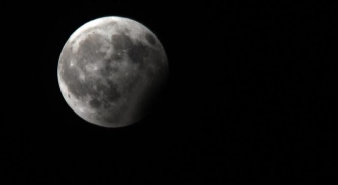 Violent meteorite impacts forged parts of the lunar crust