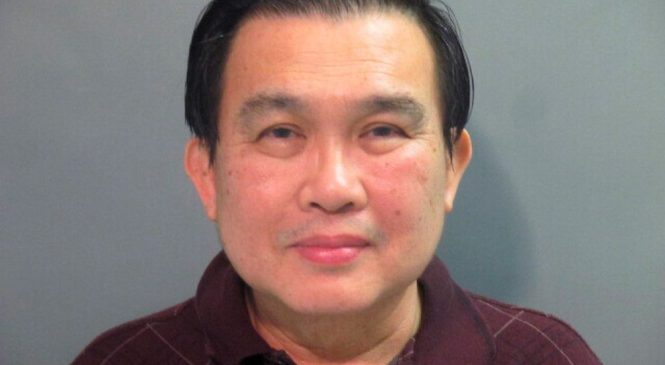 Arkansas professor accused of not disclosing ties to China