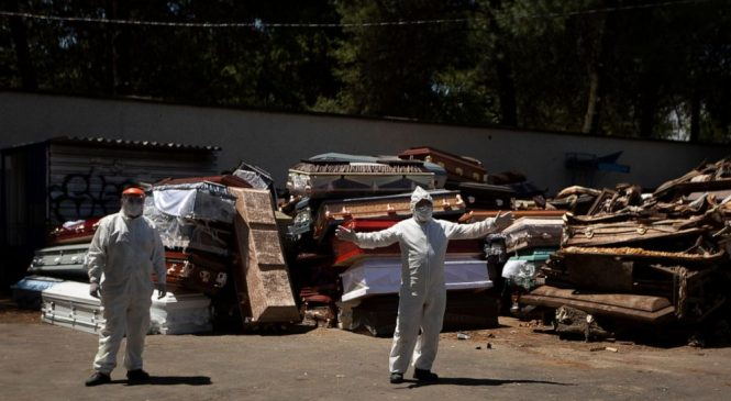 Mexico faces infectious waste disposal problem amid pandemic