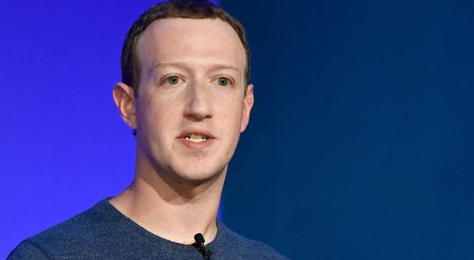 Zuckerberg: Facebook in 'arms race' against electoral interference