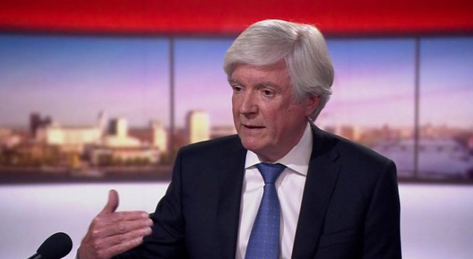Lord Hall: People have turned to BBC 'in their droves' during pandemic