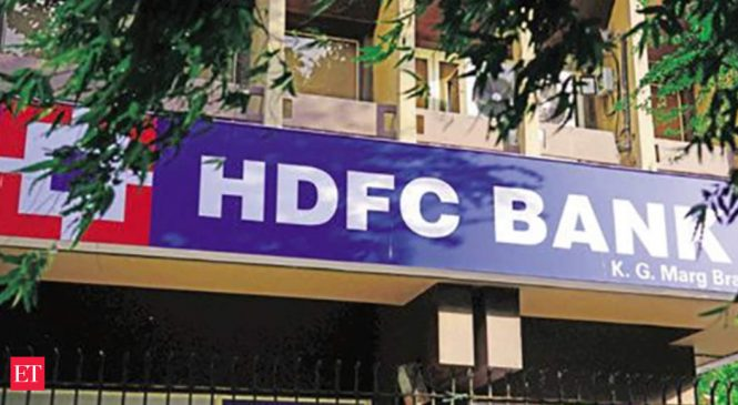 10-15% moderation in salaries not to impact lending practice: HDFC Bank