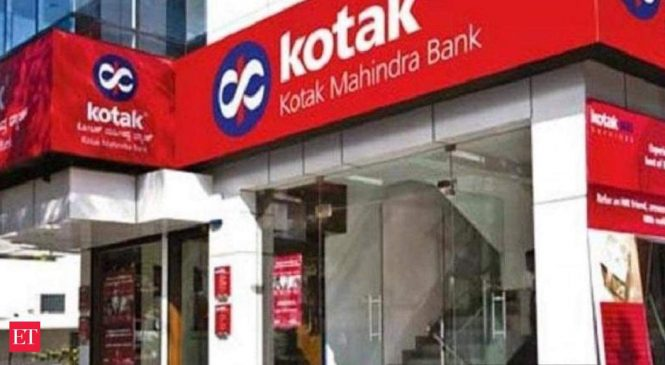 Kotak Mahindra Bank declares 10% pay cut for staff with over Rs 25 lakh annual salary