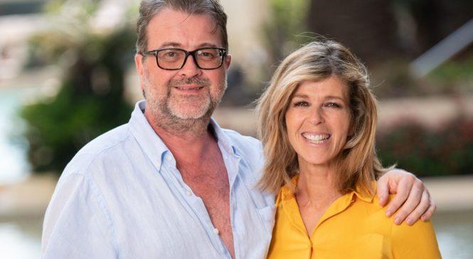 Kate Garraway thanks NHS for keeping husband alive after weeks in hospital