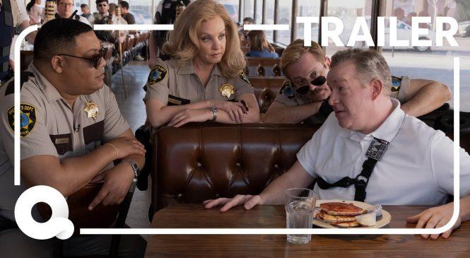 Thomas Lennon says 'Reno 911!' jokes based in facts