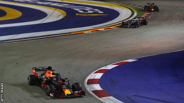 Formula 1 2020: Japan, Singapore and Azerbaijan races cancelled