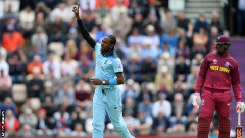 England v West Indies: 'No friendships' with Jofra Archer during series – Kemar Roach